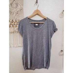 Anthropologie t.la Gray T-Shirt
